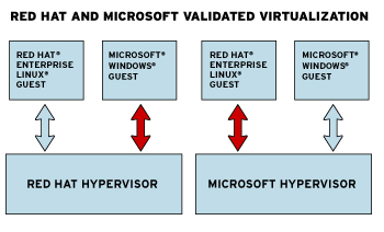 The Red Hat/Microsoft Alliance